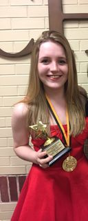 Outstanding Critic Award Winner at the Cappies