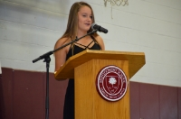 Elementary School Student Speaker at Montgomery Private Elementary School